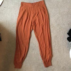 Pants - ASOS jogger pants. Drapey. Poly. Size 6.